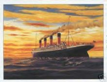 Titanic - The Final Sunset
